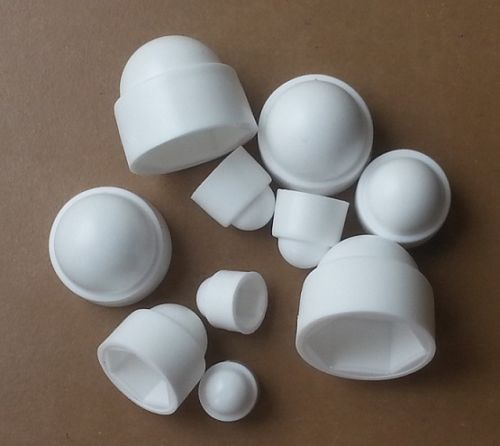 tn nha trng - nut cap cover white -iwisu