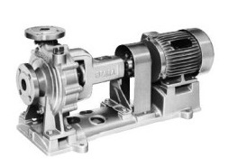 seikow horizontal volute pump
